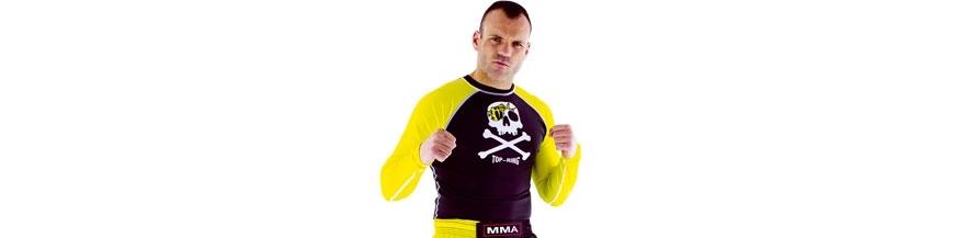 Camisetas MMA