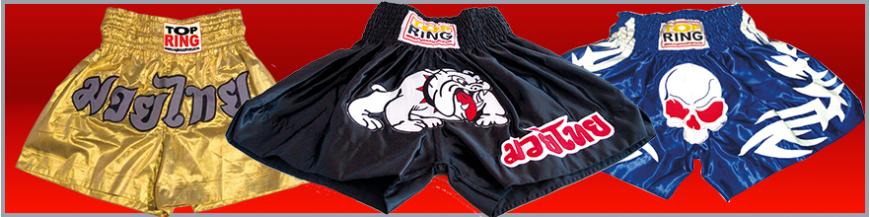 Pantalonetas Thai | K-1